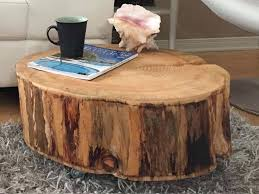 tree trunk coffee table cfee glass uk south africa diy