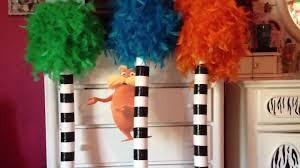 Dr Seuss Party Decorations Drseuss Diy Party Decorations Favors Youtube