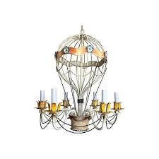 1950s italian hot air balloon chandelier chairish with regard to prepare 11