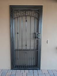 decorative security screen doors. Dark Security Screen Doors Decorative