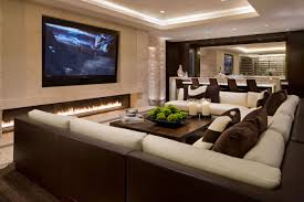 modern family room furniture. rustic family room ideas media with fireplace modern furniture