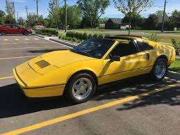 The problem with the ferrari 328 gts, said not many people, ever, was that it had too much roof. Beautiful 1987 Ferrari 328 Gts Replica For Sale
