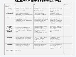 Rubric For Powerpoint Project Skywrite Me