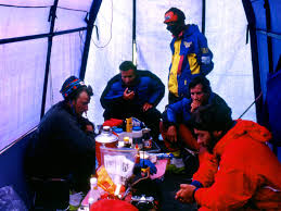Ed Viesturs Everest 1996 National Geographic