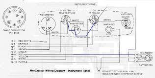 mercruiser wiring diagram instrut panel mercruiser discover your changing from an ammeter to volt meter and alternator output page gauge wiring diagram