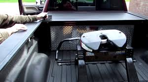 Tonneau Cover Fuel Tank - YouTube