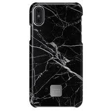 <b>Чехол Happy Plugs</b> 9162 Slim Case для iPhone X, Black Marble ...