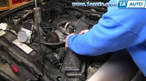 how to install replace mass air flow sensor meter s10 blazer how to install replace mass air flow sensor meter s10 blazer pickup jimmy 4 3l 96 05 1aauto com