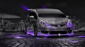 honda fit rs jdm tuning crystal city car