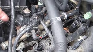 2004 ford f150 5 4 p0171 and p0174 vacuum leak lean code
