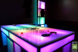 ping pong lighting. LED Ping Pong Table Lighting