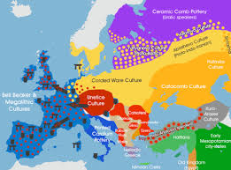 bronze age european cultures of 2000 bc