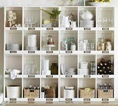 Kitchen Shelf Organization (2)