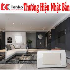 Ổ Cắm Tivi Cáp Đồng Trục-Truyền Hình Cáp Âm Tường TENKO TK-C9-T071 -