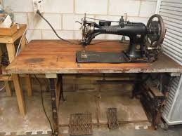 Used Leather Sewing Machines
