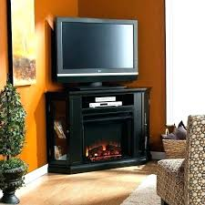 tv stand with electric fireplace insert infrared heater stand infrared fireplace 58 wood tv stand with
