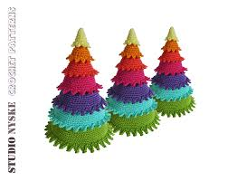 Crochet Decoration Patterns Decor To Turn Your Home Into A Crochet Christmas Wonderland