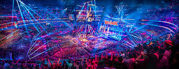 Santander Arena Seating Chart Wwe Wwe Elimination Chamber Philadelphia 3 8 2020 At Wells