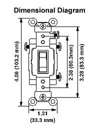 54504 2t dimensional data instruction sheet wiring diagram