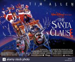 the santa clause 1994 poster.  The TIM ALLEN THE SANTA CLAUSE 1994  Stock Image For The Santa Clause 1994 Poster