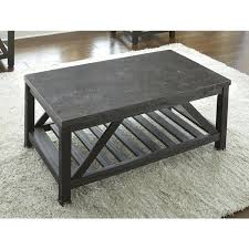 new inch rectangle coffee table with top by living bluestone round