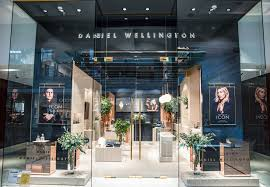 Product Design Wellington Daniel Wellingtons First Store In The Uae Is Classy And