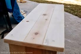 small entryway furniture. Southern Revivals | DIY Entryway Bench For Small Spaces Furniture