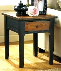 small end table with drawer small end tables end tables for living room small