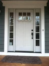 Grand Craftsman Front Door Front Doors Clopay Craftsman Collection ...