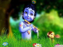 25 Magnificent Baby Krishna Pics On ...