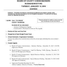 Meeting Agenda Form Agarvain Org