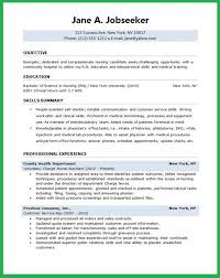 What To Put Under Objective On A Resume sample job objective resume] Police Officer Resume Examples Law 40