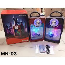 Loa bluetooth Karaoke Xách Tay MN03 Tặng Kèm Micro TL779