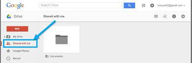 How To Share Google Drive Folders Folder Permissions