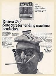 Rowe Cigarette Vending Machine Adorable Amazon 48 Rowe Riviera 48 Cigarette Vending Machine Trade