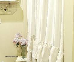 white ruffle shower curtain. Teal Ruffle Shower Curtain Urban Outfitters White Elegant Sanger Cotton