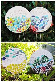 garden mosaics. Interesting Garden Get Inspired With These Diy Garden Mosaics Projects  For D