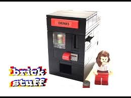How To Build A Lego Vending Machine Extraordinary ACCESS YouTube