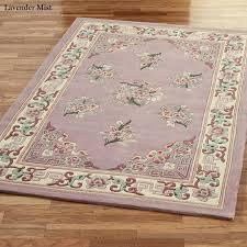 lavender area rugs peking garden rug rectangle round plum purple and white mohawk nursery green