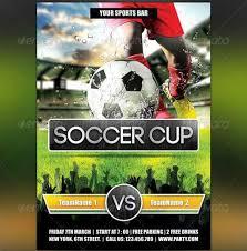soccer team brochure template football flyer template design flyer template sports flyer