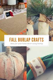 Burlap Crafts Burlap Crafts Get The Entire Collection The Country Chic Cottage