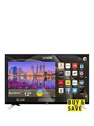 Luxor 55 inch Ultra HD 4K, Freeview Play, LED, Smart TV 51 to TVs | 51-55"|194|259|?|adee2d462a228aec2dd08855d52512b6|False|UNLIKELY|0.32324105501174927
