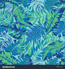 Topical Pattern Adorable Royaltyfree Vector Seamless Graphical Artistic Hand 48