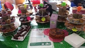 Macmillan Bake Sale Creative Communities Unit