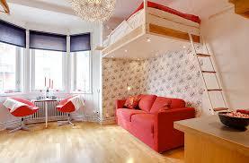 Studio Apartment Bedroom Exterior Awesome Inspiration Design