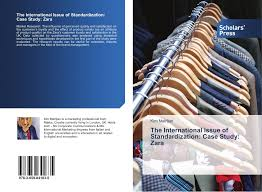 welcome to vivaletra bookcover of the international issue of standardization case study zara