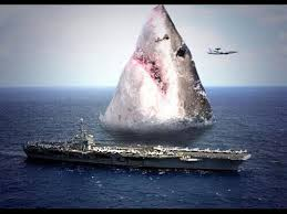 megalodon shark compared to titanic. Simple Titanic MEGALODON SHARKS Is There New Evidence To Suggest Megalodon Shark Exists Throughout Shark Compared To Titanic A