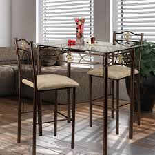 Pub Style Bistro Table Sets 3 Piece Bar Table Set Large Size Of Kitchen Modern And Exquisite