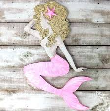 fresh 40 of adorable wooden mermaid wall decor wooden mermaid wall decor like this item wooden