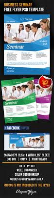 17 best ideas about flyer design flyer business seminar flyer psd template facebook cover